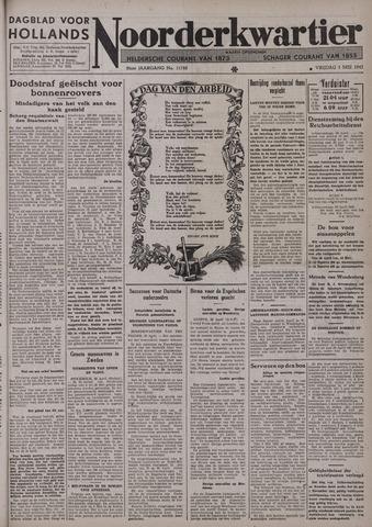 Dagblad voor Hollands Noorderkwartier 1942-05-01