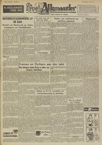 De Vrije Alkmaarder 1950-06-22