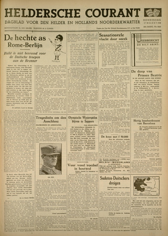 Heldersche Courant 1938-03-17