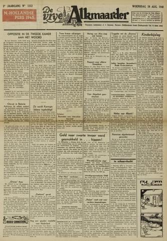 De Vrije Alkmaarder 1948-08-18