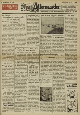 De Vrije Alkmaarder 1948-10-20