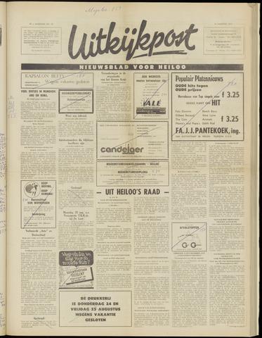 Uitkijkpost : nieuwsblad voor Heiloo e.o. 1972-08-23