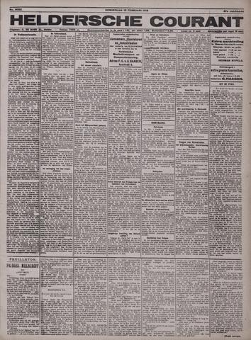 Heldersche Courant 1919-02-13