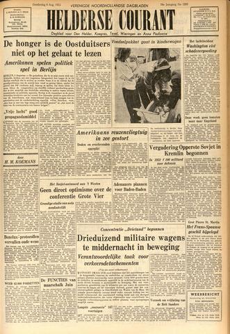 Heldersche Courant 1953-08-06