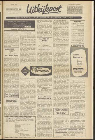 Uitkijkpost : nieuwsblad voor Heiloo e.o. 1963-07-11