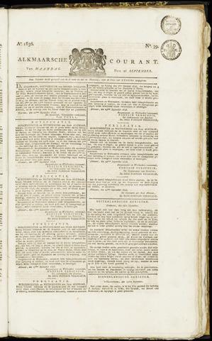 Alkmaarsche Courant 1836-09-26