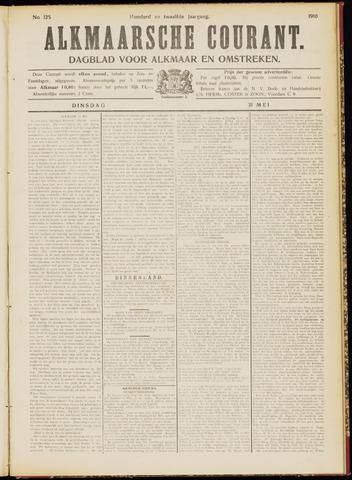 Alkmaarsche Courant 1910-05-31