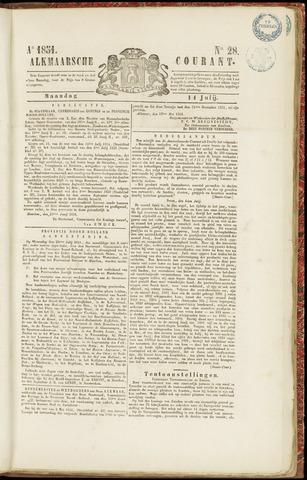 Alkmaarsche Courant 1851-07-14