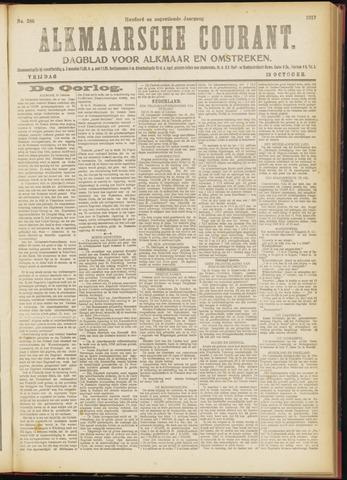 Alkmaarsche Courant 1917-10-19