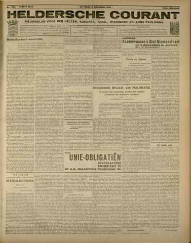 Heldersche Courant 1932-11-19