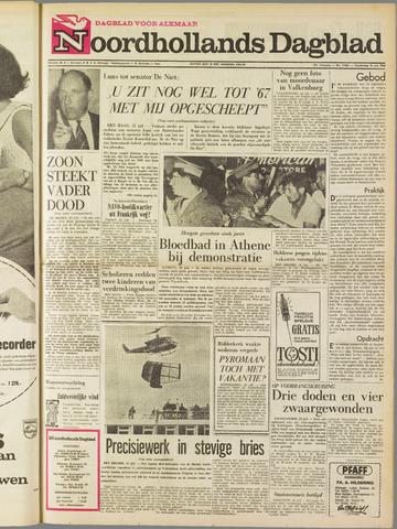 Noordhollands Dagblad : dagblad voor Alkmaar en omgeving 1965-07-22