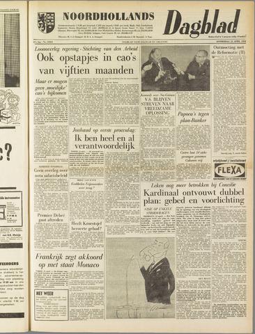 Noordhollands Dagblad : dagblad voor Alkmaar en omgeving 1962-04-12