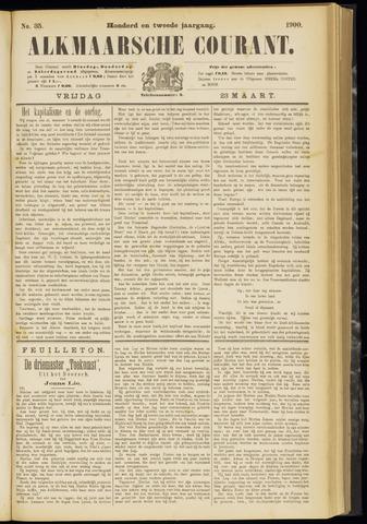 Alkmaarsche Courant 1900-03-23