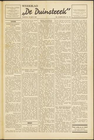 De Duinstreek 1947-06-20