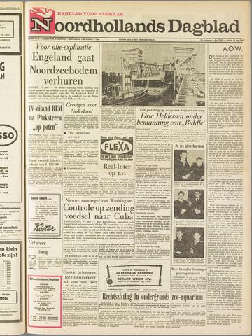 Noordhollands Dagblad : dagblad voor Alkmaar en omgeving 1964-05-15