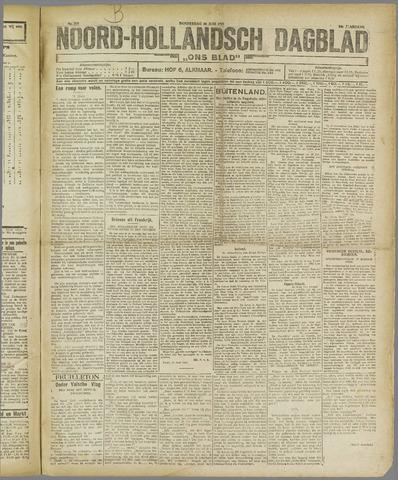 Ons Blad : katholiek nieuwsblad voor N-H 1921-06-30