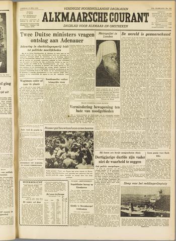 Alkmaarsche Courant 1955-07-12
