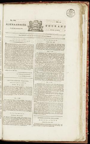 Alkmaarsche Courant 1822-05-13