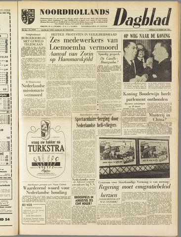 Noordhollands Dagblad : dagblad voor Alkmaar en omgeving 1961-02-21