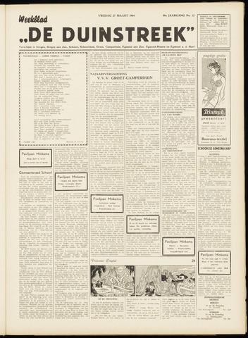 De Duinstreek 1964-03-27