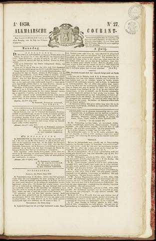 Alkmaarsche Courant 1850-07-08