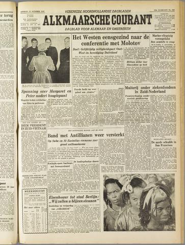 Alkmaarsche Courant 1955-10-25