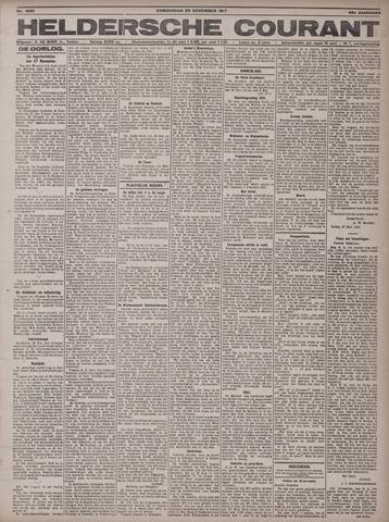 Heldersche Courant 1917-11-29