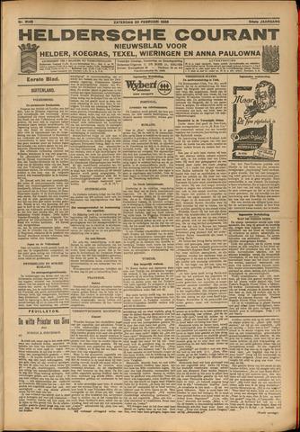 Heldersche Courant 1926-02-20