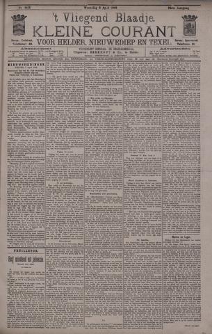 Vliegend blaadje : nieuws- en advertentiebode voor Den Helder 1896-04-08