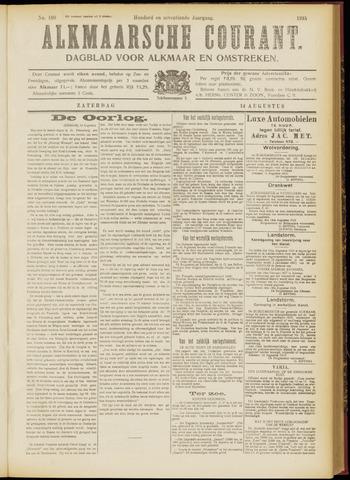 Alkmaarsche Courant 1915-08-14
