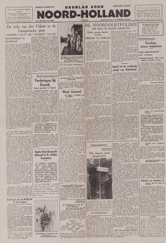Dagblad Noord-Holland, Schager editie 1943-03-23