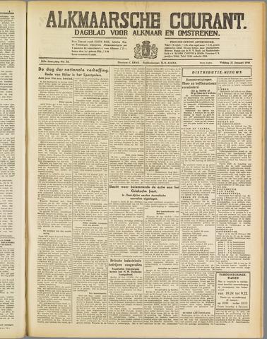 Alkmaarsche Courant 1941-01-31