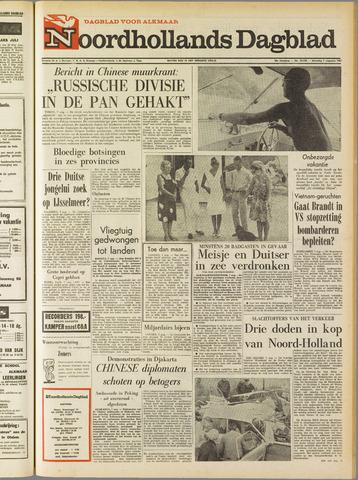 Noordhollands Dagblad : dagblad voor Alkmaar en omgeving 1967-08-07