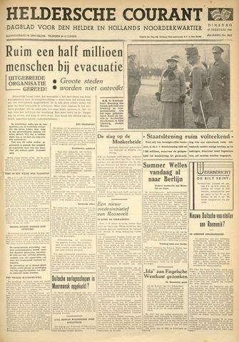 Heldersche Courant 1940-02-27