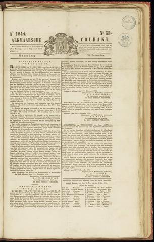 Alkmaarsche Courant 1844-12-30