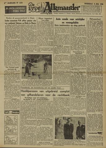 De Vrije Alkmaarder 1949-07-06
