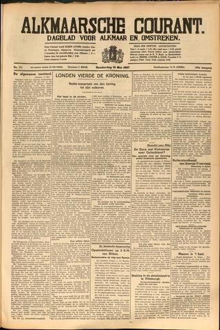 Alkmaarsche Courant 1937-05-13