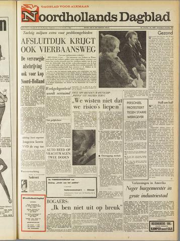 Noordhollands Dagblad : dagblad voor Alkmaar en omgeving 1967-11-08