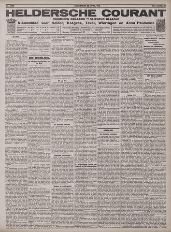 Heldersche Courant 1915-04-22