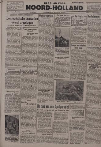 Dagblad Noord-Holland, Schager editie 1942-12-29