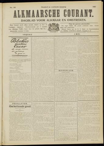 Alkmaarsche Courant 1912-05-03