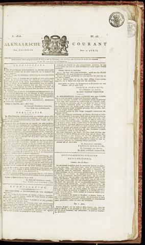 Alkmaarsche Courant 1826-04-10