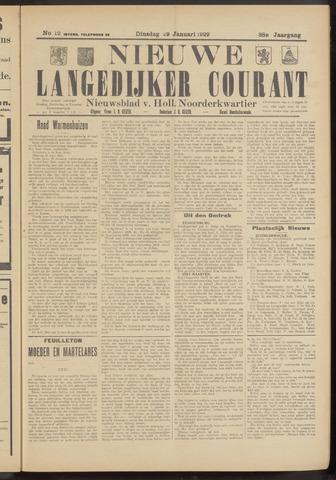 Nieuwe Langedijker Courant 1929-01-29