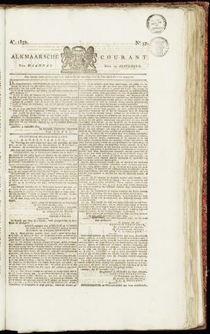 Alkmaarsche Courant 1832-09-10