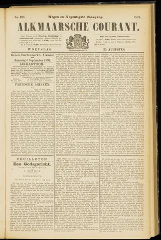 Alkmaarsche Courant 1897-08-25
