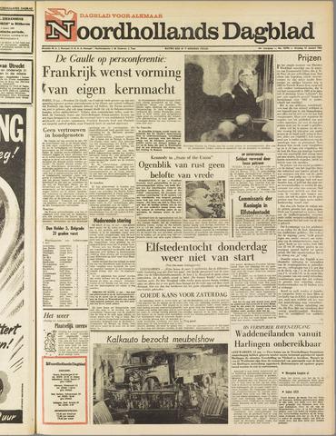 Noordhollands Dagblad : dagblad voor Alkmaar en omgeving 1963-01-15