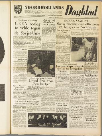 Noordhollands Dagblad : dagblad voor Alkmaar en omgeving 1959-03-12