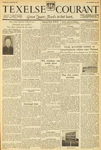 Texelsche Courant 1950-08-09