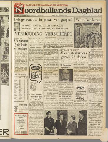 Noordhollands Dagblad : dagblad voor Alkmaar en omgeving 1965-04-15