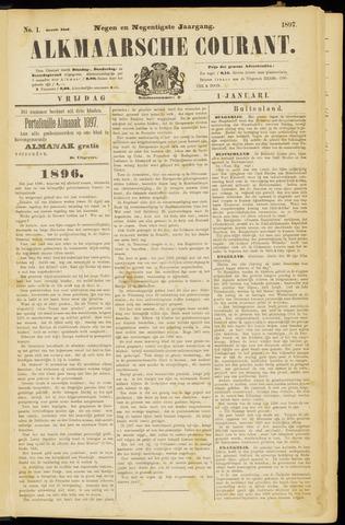 Alkmaarsche Courant 1897-01-01